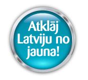 Atklāj Latviju no jauna